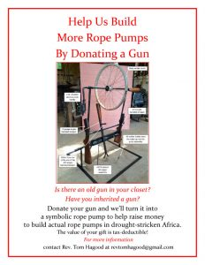 Help Us Build More Rope Pumps