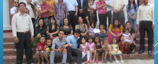 Great News for Our Myanmar Refugee Members